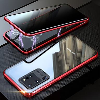 Недорогие Чехол Samsung-магнитный защитный чехол для samsung galaxy s20 ultra s20 plus a70 a50 a30 a20 a10 s10 plus s8 s9 plus note 10 pro note 9