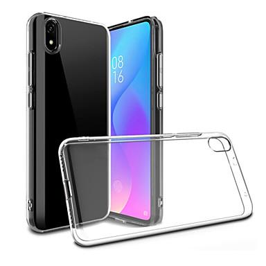 Недорогие Чехлы и кейсы для Xiaomi-naxtop мягкий защитный чехол от царапин tpu защитный чехол для xiaomi mi черная акула 2/9 lite / redmi 8a / 8 / 7a - прозрачный