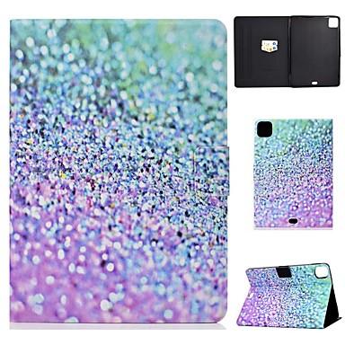 Недорогие Кейсы для iPhone-чехол для apple ipad air / ipad mini 3/2/1/4/5 держатель карты / флип / выкройка чехлы для всего тела декорации искусственная кожа для ipad air 10.5 2019 / ipad 10.2 / pro 11 2020 / ipad 2017 / ipad