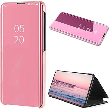 Недорогие Кейсы для iPhone-чехол для apple iphone 11 / iphone 11 pro / iphone 11 pro max покрытие / зеркало чехлы для всего тела из цельного пластика для iphone xs max / xs / xr / 8 plus / iphone 7