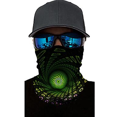 お買い得  メンズアクセサリー-男性用 / 男女兼用 ベーシック プリント 長方形スカーフ