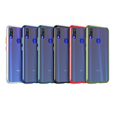 Недорогие Чехлы и кейсы для Xiaomi-Кейс для Назначение Xiaomi Xiaomi Mi 9 / Xiaomi Mi 9 Explorer / Xiaomi Mi 9T Pro Ультратонкий Кейс на заднюю панель Плитка ТПУ