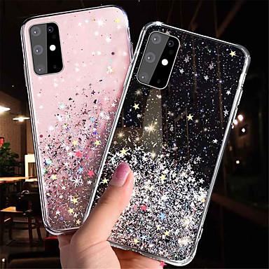 Недорогие Чехол Samsung-блестки bling блестки чехол для samsung galaxy s20 s20 plus s20 ultra s10 s10 plus s9 s9 plus a51 a71 a81 a91 a10 a20 a30 a30 a40 a50 a70 a10s a20s