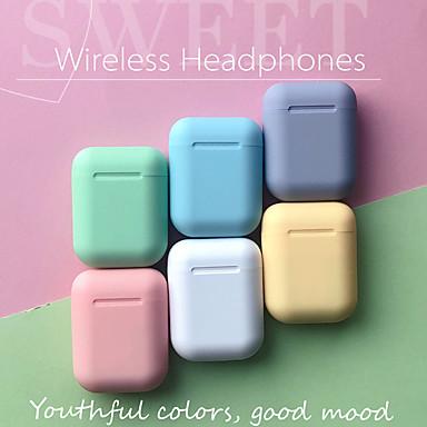 povoljno Headsetovi i slušalice-litbest inpods12 tws pravi bežični ušni ulošci stereo dvostruki upravljački programi bluetooth 5.0 automatsko uparivanje pametnog upravljanja dodirom za sve zabavne pametne telefone