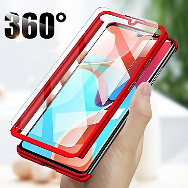 Недорогие Чехлы и кейсы для Xiaomi-360 градусов полный чехол для ПК чехол для телефона xiaomi redmi note 8t note 8 pro note 7 mi 9t pro k20 pro cc9 защитный чехол для xiaomi mi 9 se чехол со стеклом
