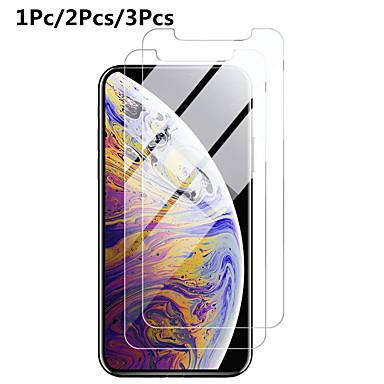 Недорогие Защитные плёнки для экрана iPhone-защитная пленка для экрана iphone 11 pro max xs xr 6s 7 8 plus 5s se 2 защитная пленка для экрана iphone x 11 pro max закаленное стекло
