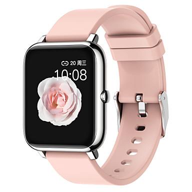 levne Chytré hodinky-p22 30denní životnost baterií bluetooth sport fitness tracker, ip67 vodotěsná podpora připomínající volání / zprávy smartwatch pro samsung / ios / android telefony