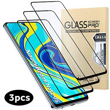 Недорогие Защитные плёнки для экранов Xiaomi-закаленное стекло для xiaomi redmi note 9 / 9pro / 9s / 9pro max / 8t / 8pro / 7 / 7pro / k30pro / k20 / 8a / 7a защитное стекло защитная пленка для xiaomi mi 10 pro / 10lite / 8lite / cc9e / f1