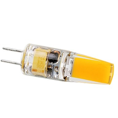 levne LED Žárovky-g4 1505 cob led lampa mini led žárovka ac 12v dc 12-24v reflektor lustr vysoce kvalitní osvětlení nahradit halogenové žárovky * 1ks