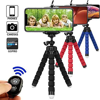 Недорогие Bluetooth палка для селфи-гибкий штатив осьминога гориллапод для телефона камеры мини штатив для телефона мобильный штатив для iphone samsung xiaomi