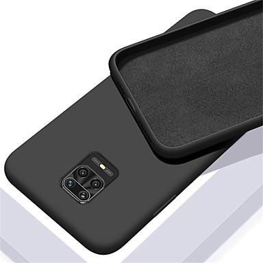Недорогие Чехлы и кейсы для Xiaomi-жидкий силиконовый чехол для redmi note 9 / 9s / 9pro / 9pro max / 8t / 8 / 8pro / 7 / 7pro / 7s / k30 / k30pro / k20 защитный чехол бампер мягкий чехол для xiaomi mi 10 / 10pro / cc9pro / 9t чехол