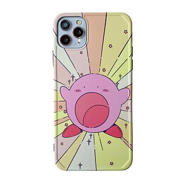 Недорогие Кейсы для iPhone-чехол для apple iphone 11 / pro11promax / x / xs / xr / xsmax / 8p / 8 / 7p / 7 / se (2020) чехол тпу cartoonsoft shell комплект чехлов iphone