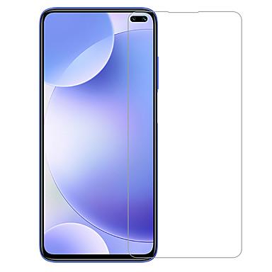 Недорогие Защитные плёнки для экранов Xiaomi-протектор экрана asling 9h 2.5d из закаленного стекла для xiaomi redmi k30 / k20 / note 7/8 / 8t / 8 pro / redmi 6 / 6a / 6 pro / 7 / 7a / 8 / 8a / note 7/7 pro / 8 / 8t / 8 про
