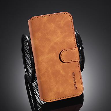 Недорогие Кейсы для iPhone-чехол для телефона с магнитной застежкой в стиле ретро dg.ming для iphone 11/11 pro / 11 pro max / se2020 / xs max / xs / xr / x чехол для бумажника для iphone 8 plus / 7 plus / 6 plus / 8/7/6 обложка