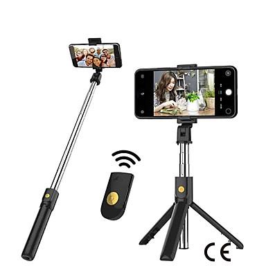 Недорогие Bluetooth палка для селфи-блютуз селфи палка пульт дистанционного управления штатив ручной телефон живой фото держатель штатив камеры таймер автоспуска стержень