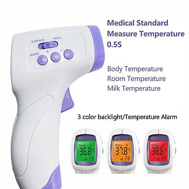 זול בריאות ויופי-yna-800 מדחום גוף ללא מגע מצח מדחום אינפרא אדום דיגיטלי כלי מדידה דיגיטלית fda& amp; amp ce מוסמך למבוגר תינוק