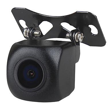 Недорогие Камеры заднего вида для авто-ziqiao 480 телеканалов 1080x720 ccd проводная 170-градусная водонепроницаемая камера заднего вида / plug and play для автомобиля