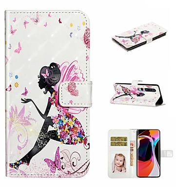 Недорогие Чехлы и кейсы для Xiaomi-чехол для xiaomi redmi note 8 pro redmi note 8 чехол для телефона искусственная кожа материал 3d крашеный узор чехол для телефона xiaomi mi 9t pro mi 10 pro mi 10 redmi k20 k20 pro