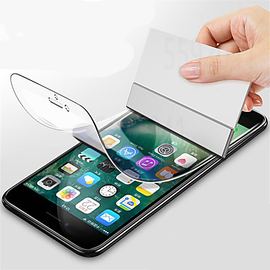 cheap iPhone Screen Protectors-20D Hydrogel Protective Film For IPhone X XR XS 11 Pro Max 8 7 6 6s SE Plus Non Glass Screen Protective Film