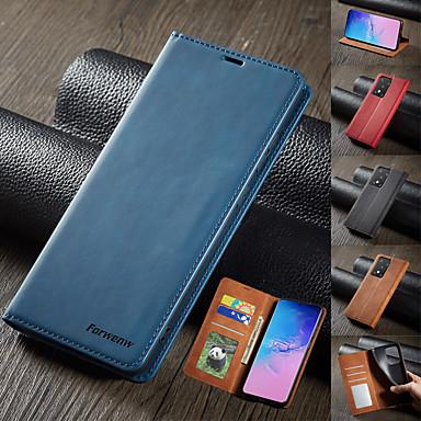 Недорогие Чехлы и кейсы для Xiaomi-роскошный кожаный магнитный флип чехол для xiaomi redmi note 9 pro note 9 pro max note 8 примечание 8 pro примечание 7 примечание 7 pro
