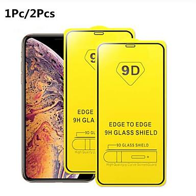Недорогие Защитные плёнки для экрана iPhone-9d защитная пленка для iphone se2 8 7 6 плюс защитное стекло 9h полное закаленное стекло для iphone 11 pro max x xr xs max