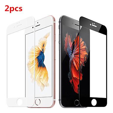 Недорогие Защитные плёнки для экрана iPhone-2шт 3d покрытие закаленное стекло для iphone 7 6 6s 8 плюс стекло iphone 11pro xs max se защитная пленка для экрана защитное стекло на iphone 7 plus