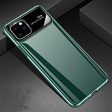 Недорогие Кейсы для iPhone-для iphone se 2020/11 / 11pro / 11 pro max чехол для мобильного телефона класса люкс из закаленного стекла для x / xs / xr / xs max / 8plus / 8 / 7plus / 7 чехол матовое зеркало pc capa