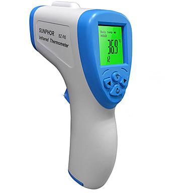 זול בריאות ויופי-מדחום גוף ללא מגע מצח מדחום אינפרא אדום דיגיטלי כלי מדידה דיגיטלית fda&תעודת amp; amp מוסמך למבוגר תינוק