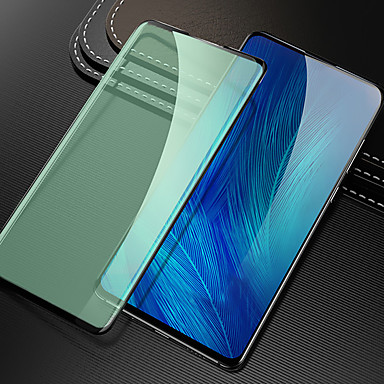 Недорогие Защитные плёнки для экранов Xiaomi-Защитная пленка для зеленого экрана для xiaomi mi 9t / 9t pro / redmi k20 / k20 pro / k30 / k30 pro Защитная пленка для глаз из закаленного стекла с высокой четкостью (hd) / твердость 9ч