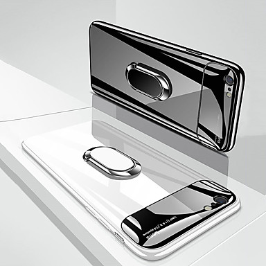 Недорогие Кейсы для iPhone-магнитное кольцо линзы стеклянный защитный чехол для телефона Apple iphone 11 pro max se 2020 xr xs max x 8 плюс 7 плюс 6 плюс гладкая задняя крышка из жесткого ПК для se 2020 тонкие модные