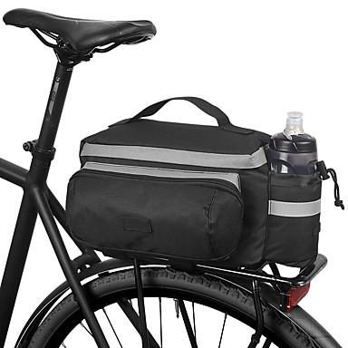 ieftine Accesorii Sport & Exterior-ROSWHEEL 10 L Genți Portbagaj Bicicletă Impermeabil Purtabil Rezistent la șoc Geantă Motor Pânză Poliester PVC Geantă Biciletă Geantă Ciclism Ciclism / Bicicletă