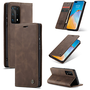 LOTXI150418 L7 Lomogo Leather Wallet Case for Huawei Honor 20 with Stand Feature Card Holder Magnetic Closure Shockproof Flip Case Cover for Huawei Honor20