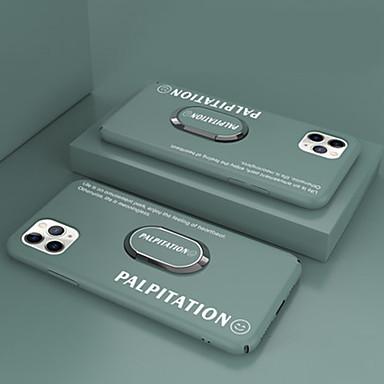 Недорогие Кейсы для iPhone-чехол для мобильного телефона iphone11pro max micro-matte feel xs max сплошной цвет простой защитный чехол с защитой от падения 6/7 / 8plus
