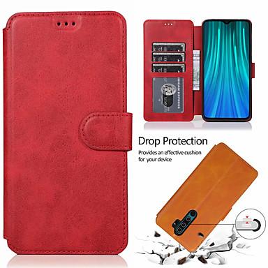 Недорогие Чехлы и кейсы для Xiaomi-кожаный чехол с магнитным флип-кошельком для xiaomi redmi note 8 pro note 8t redmi 8a redmi 8 k30 k20 pro mi 10 pro mi note 10 pro mi cc9 pro mi 9t держатели для карточек чехлы для телефонов чехол с