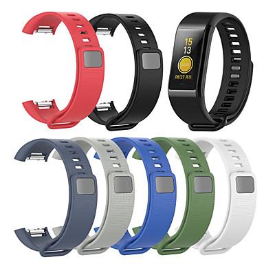 baratos Pulseira para Amazfit-Pulseira de silicone esporte para huami amazfit cor a1702 banda pulseira de relógio inteligente pulseira de substituição