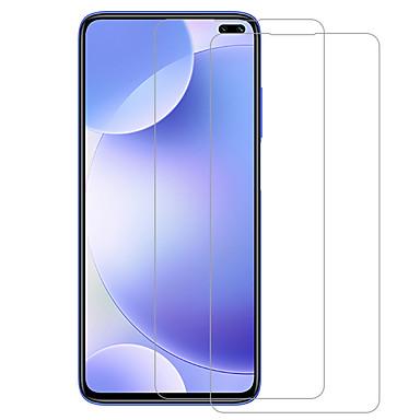 Недорогие Защитные плёнки для экранов Xiaomi-2шт, 9 часов, 2.5d, закаленное стекло, защитная пленка для xiaomi redmi k30 / k20 / note 7/8 / 8t / 8 pro / redmi 6 / 6a / 6 pro / 7 / 7a / 8 / 8a / note 7/7 pro / 8 / 8т / 8 про