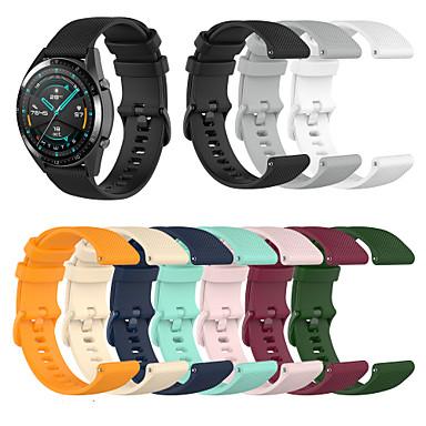billige Se bånd til Motorola-urbånd til huawei fit / huawei honor s1 / huawei ur / huawei b5 fossil / huawei / visninger sportbånd silikone armbånd