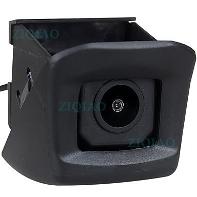 Недорогие Камеры заднего вида для авто-ziqiao 480tvl 720 x 480 ccd проводная 170-градусная водонепроницаемая камера заднего вида / plug and play для автомобиля