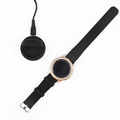 Недорогие Аксессуары для смарт-часов-SmartWatch быстрое зарядное устройство USB для Samsung Galaxy Смотреть 46 мм 42 мм передач S3 S2 передач Спорт Samsung зарядное устройство универсальное