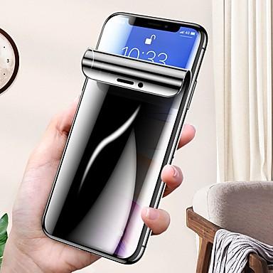 Недорогие Защитные плёнки для экрана iPhone-гидрогелевая пленка для iphone 11 pro max защитная пленка для экрана peep для iphone x xr xs max 11 pro 7 8 plus защитная пленка