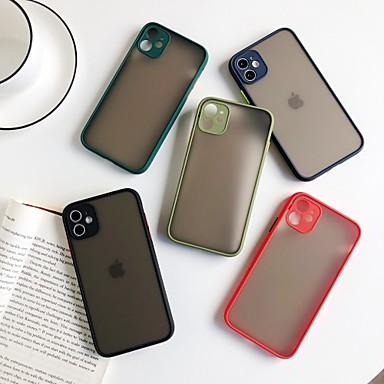 Недорогие Кейсы для iPhone-чехол для яблока противоударный / выкройка всего корпуса игра с яблочным логотипом тпу
