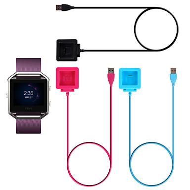 Недорогие Аксессуары для смарт-часов-SmartWatch FitBit Blaze / FitBit быстрой зарядки SmartWatch зарядное устройство