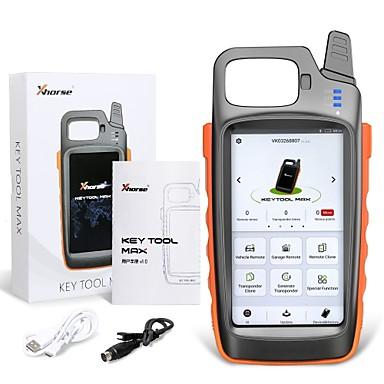 abordables Herramientas y Equipamiento para Coche-xhorse vvdi key tool max programador remoto y generador de chips programador de llave de coche