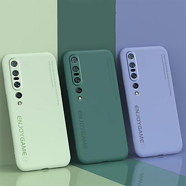 Недорогие Чехлы и кейсы для Xiaomi-текстовый силиконовый чехол для xiaomi poco f2 pro poco x2 9t 9tpro 10 9 8 мягкий чехол полный охват защитная сумка для телефона чехол для xiaomi redmi k30 k30pro k30i k20 k20pro задняя крышка
