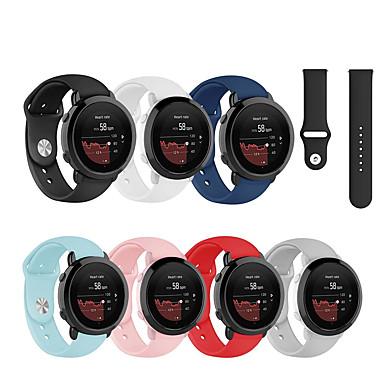Недорогие Аксессуары для смарт-часов-спортивный силиконовый ремешок для часов ремешок для браслета suunto 3 фитнес сменный браслет