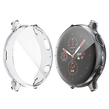 cheap Smartwatch Accessories-Cases For Samsung Galaxy Active 2 44MM Samsung Galaxy Active 2 40MM TPU Compatibility Samsung Galaxy