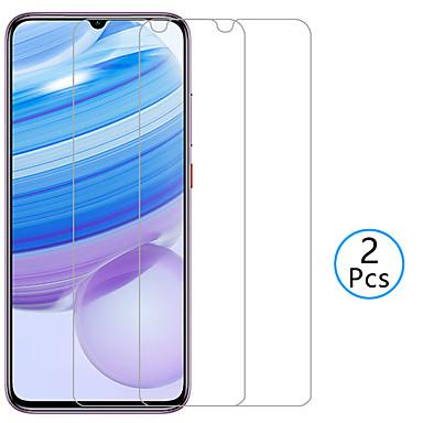 Недорогие Защитные плёнки для экранов Xiaomi-Закаленное стекло 2шт на xiaomi poco f2 pro / poco x2 / 10 lite / redmi k30i / k30pro zoom / k30 / note 9 / 9s / 9pro / 9pro max / 8 / 8t / 8pro защитное стекло