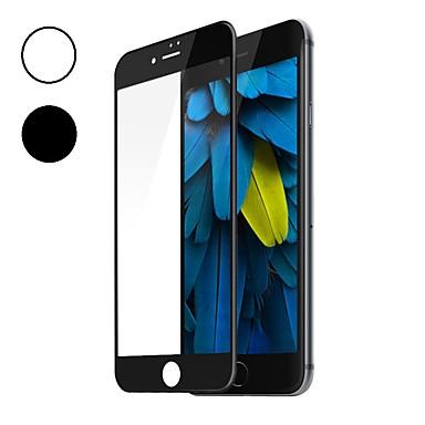 Недорогие Защитные плёнки для экрана iPhone-Защитная пленка для экрана Apple iphone Se (2020) / iphone 8/7 szkinston silk 3d полностью устойчивая к царапинам анти-отпечатков пальцев с высоким разрешением (hd) переднее закаленное стекло защитная