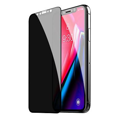 Недорогие Защитные плёнки для экрана iPhone-1шт магнитная защитная пленка для полного экрана для iphone 11 / 11pro / 11 pro max / x / xs / xs max / xr противоскользящее закаленное стекло для iphone se 2020 / 8plus / 8 / 7plus / 7 / 6plus / 6 /