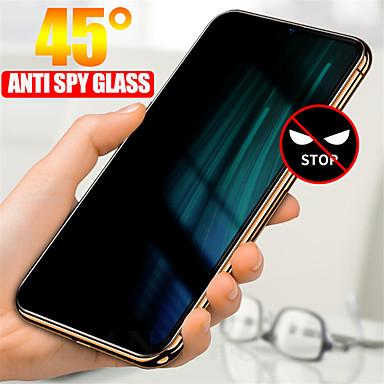 Недорогие Защитные плёнки для экранов Xiaomi-1шт / 2шт антишпионское закаленное стекло для xiaomi poco f2pro / x2 / k30i / k30pro zoom / k30 / k20 / k20pro защитная пленка для экрана xiaomi redmi note 9 / 9pro / 9s / 8a / mi 9t / 9lite / cc9e /